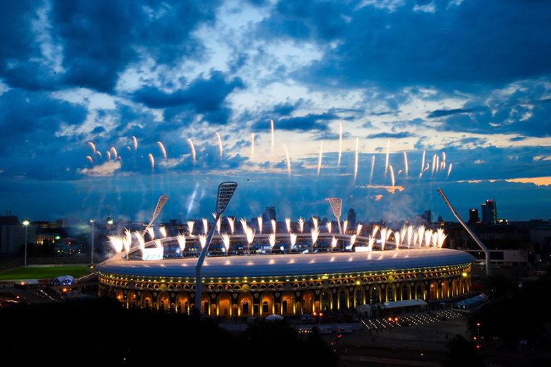 30 июня на Национальном олимпийском стадионе «Динамо» пройдет торжественная церемония закрытия II Европейских игр 2019 года