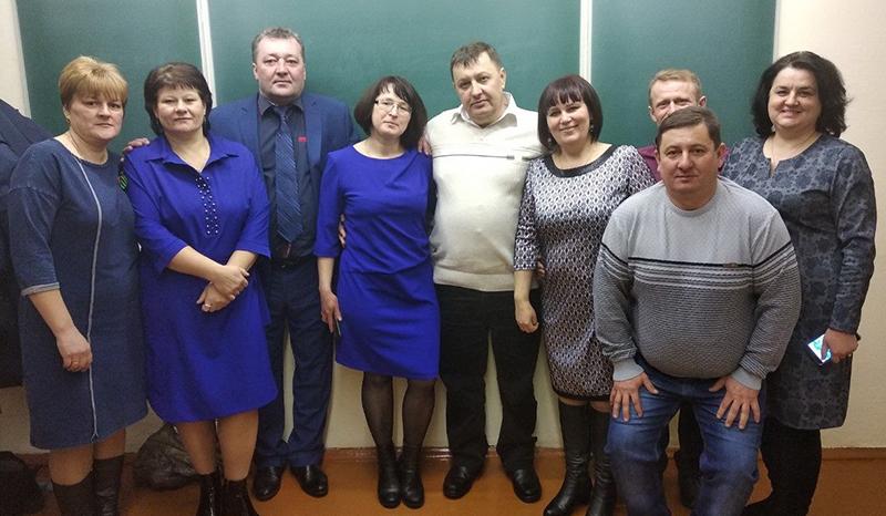 2 лютага ў Гараднянскай школе адбыўся вечар сустрэчы з выпускнікамі