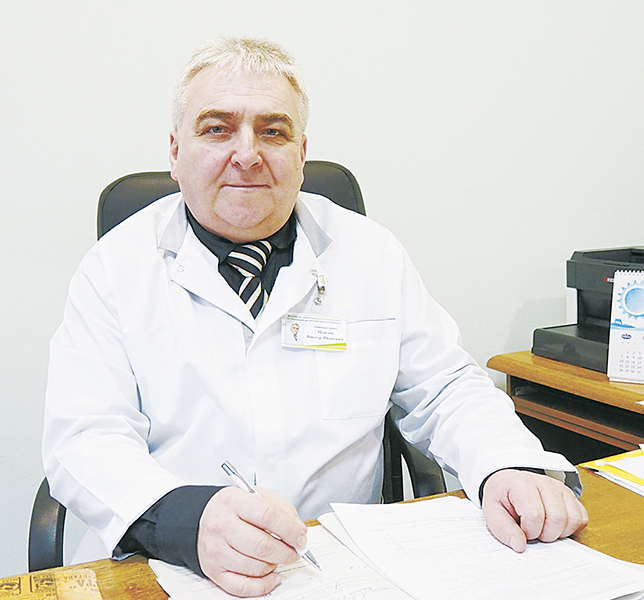 Интервью с главным врачом Столинского района