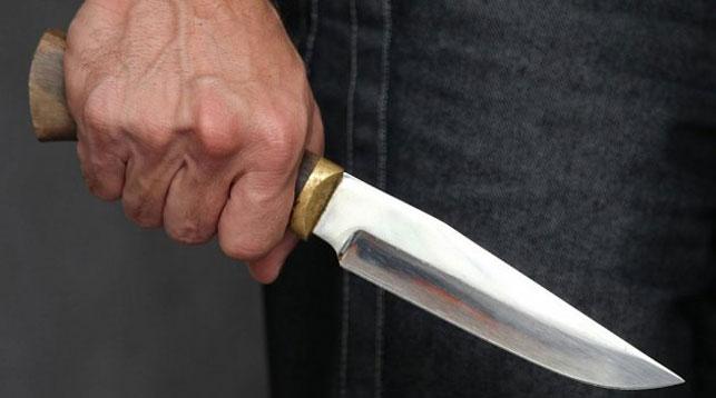 26 января в д. Маньковичи мужчина напал с ножом на сожительницу