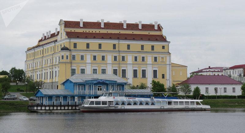 В центре Пинска с 11 марта временно изменилась схема движения транспорта
