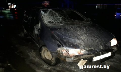 В Ольшанах в результате ДТП погибла 59 — летняя женщина