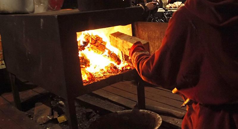 С начала года на Столинщине произошло четыре пожара
