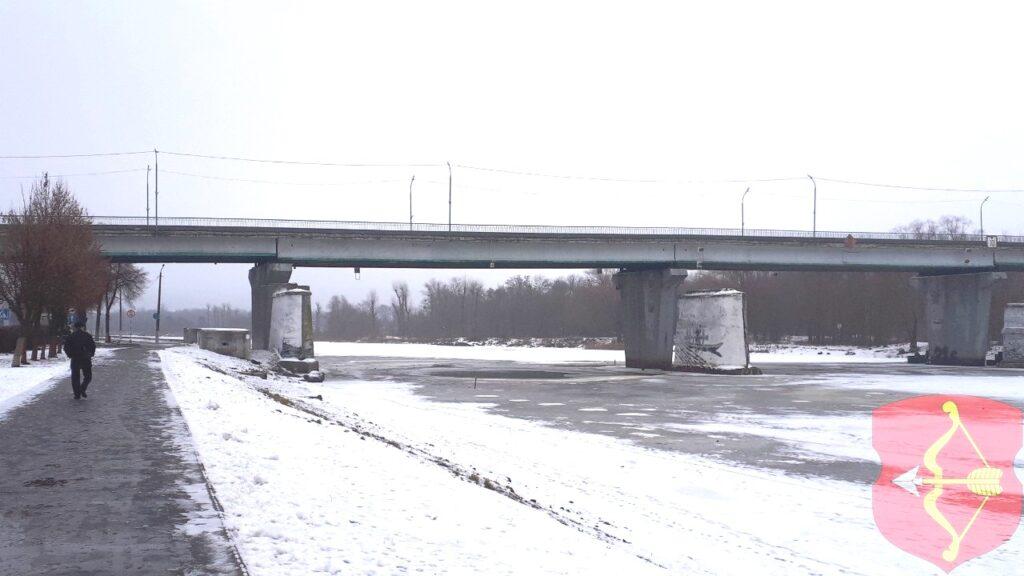 Мост соединяющий Столин и Пинск готовят к реконструкции
