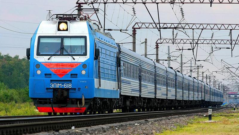 С 1 по 4 апреля на ж/д участке «Лунинец – Горынь» изменяется расписание поездов