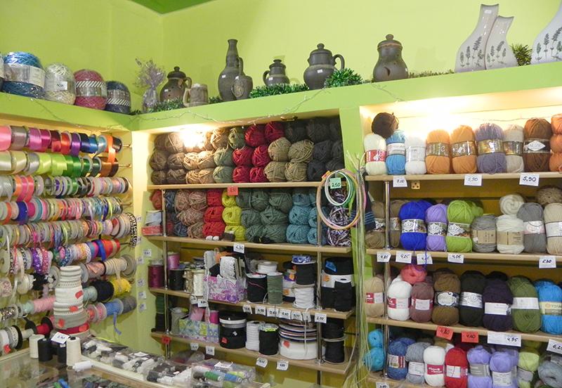 Магазин для рукодельниц открылся в Столине