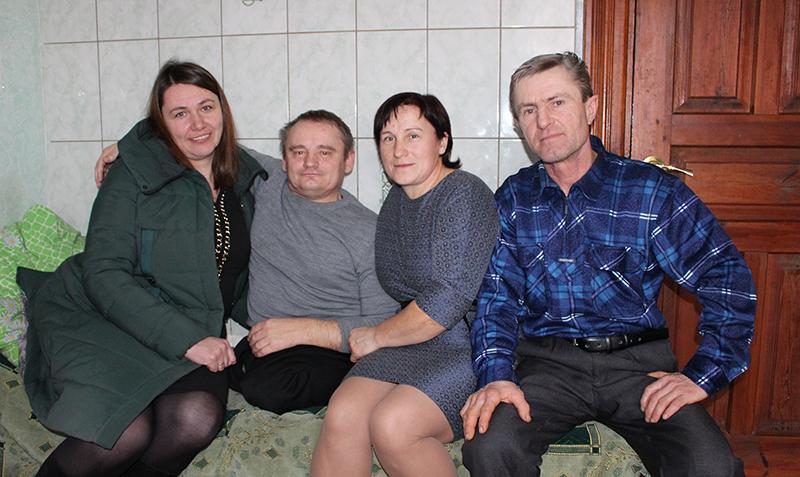 Новая форма соц. обслуживания для нетрудоспособных граждан — замещающая семья, начала функционировать на Столинщине