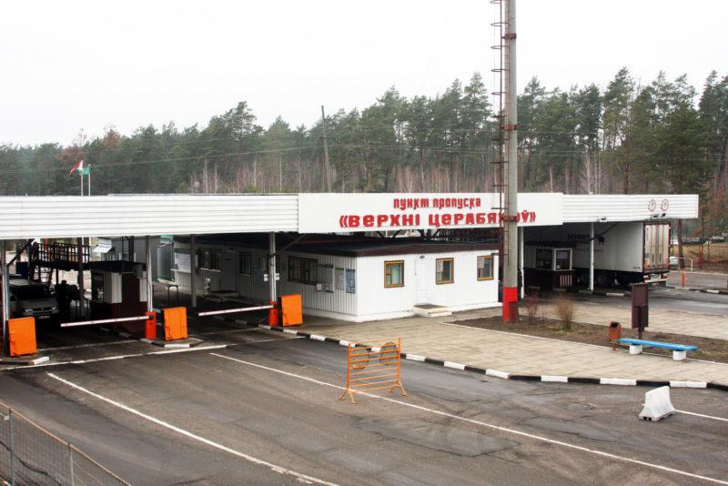 В Столинском районе идет активное строительство нового пункта пропуска «Верхний Теребежов»