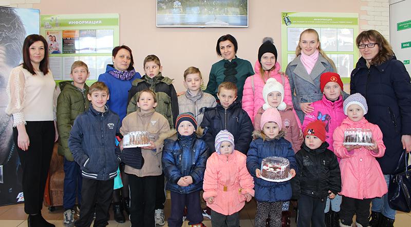 РК ОО «БРСМ» провели мероприятие для воспитанников СПЦ Столинского района
