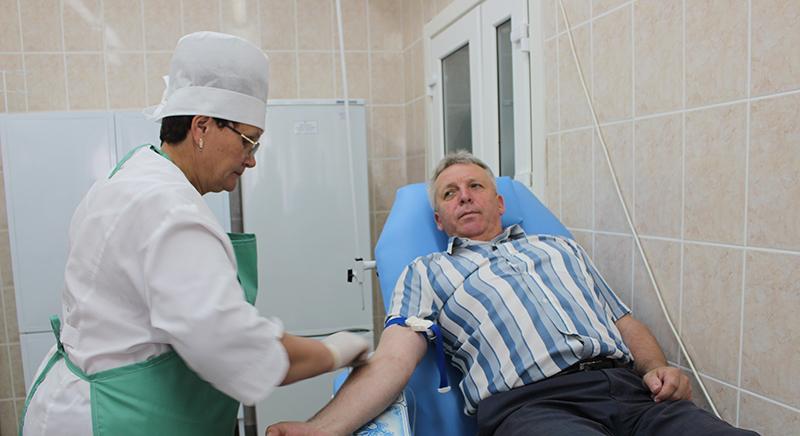 Всемирный день донора крови. Вы можете спасти чью-то жизнь