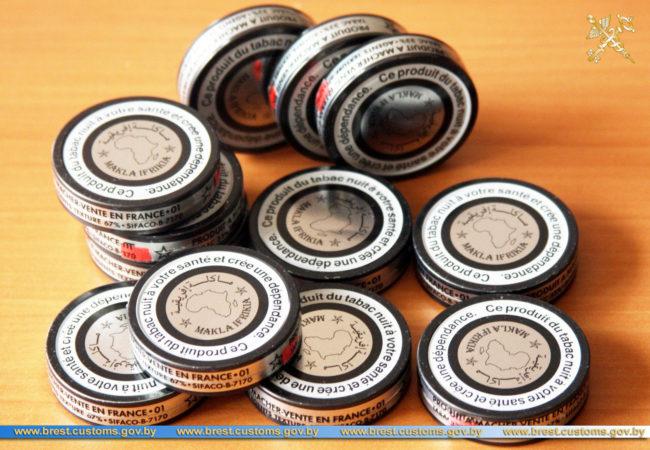 О запрете ввоза некурительных табачных изделий