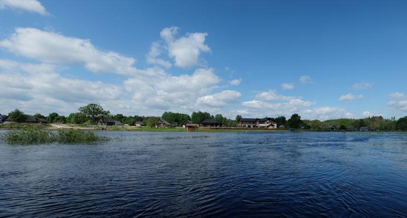 За последние сутки на Столинщине  в р. Горынь вода поднялась на 39 см