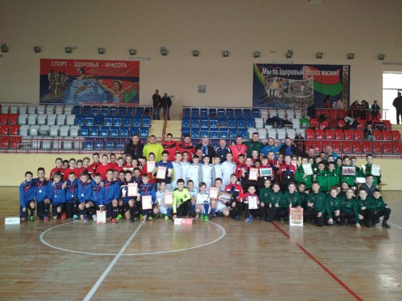 23 февраля завершился XIII турнир по мини-футбол памяти Ободовского