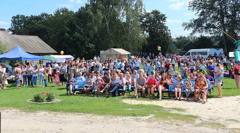 В Большом Малешево отпраздновали День деревни