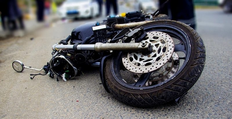 В аг. Большое Малешево несовершеннолетний мотоциклист сбил пешехода