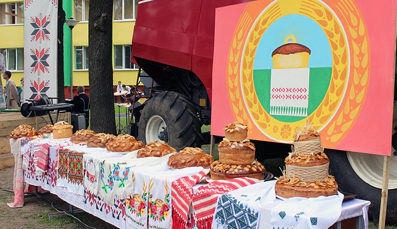 Программа районного фестиваля-ярмарки тружеников села «Дажынкі-2019» и праздника деревни Семигостичи