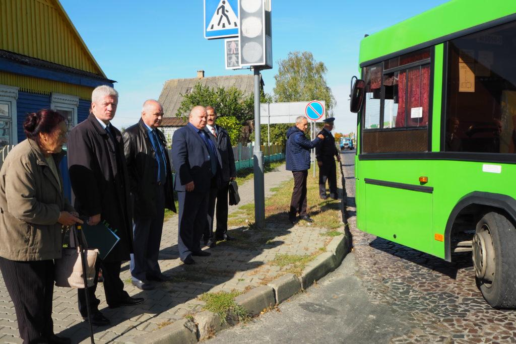 Столинщину посетил помощник Президента – инспектор по Брестской области Анатолий Маркевич
