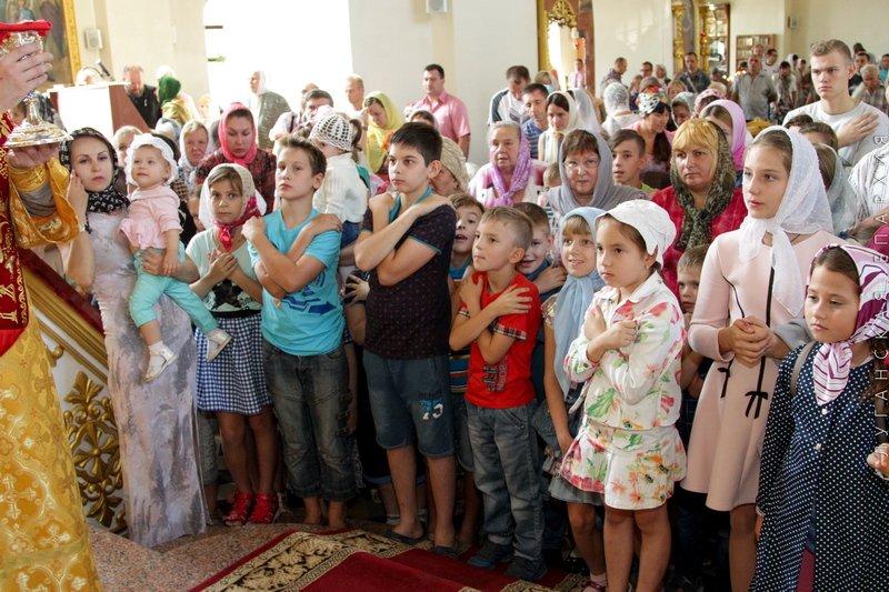 25 августа пройдет молебен на начало учебного года